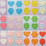 100 Personalised Confetti - Choice ..